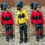 Erkek Çocuk Eşofman Takımı,batman Kostümü,orjinal Ürün
