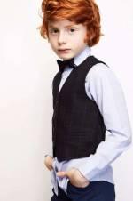 Erkek Çocuk Lacivert Yelek 18FW0RF3702