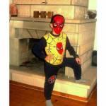 Çoçuk Eşofman Eşortman Örümcek Adam Kostümü Spiderman Kostümü Spiderman Eşofman Takımı Erkek
